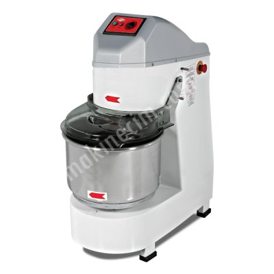 Spiral Hamur Yoğurma Makineleri (Tek Devirli) + Kdv