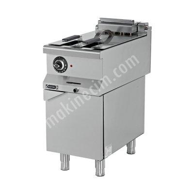 Satılık Sıfır Elektrikli Fritözler 900 Yarım Modül Fiyatları Konya fritöz,elektirkli fritöz,patates kızartma,endüstriye mutfak,mutfak makinaları