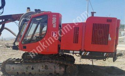 Satılık 2 El Sandvik Dx 700 Rok Delici