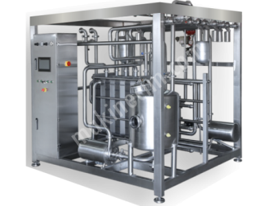 10 Ton / Day Milk Capacity Yoghurt Processing Line