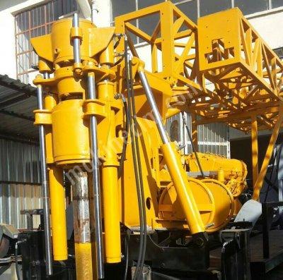 Satılık Sıfır Hk 1500 P Q Fiyatları Ankara sondaj makinesi,maden sondaj,pq 1500