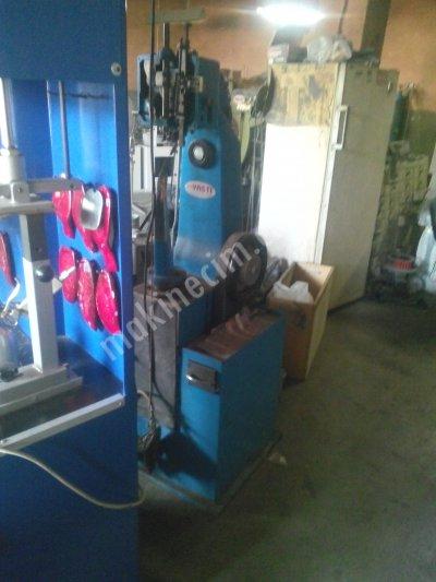 Satılık 2. El Yastı Marka Mekikli Masuralı Fora Makinası Fiyatları Adana yastı marka mekikli masuralı fora makinesi akyol makina sanayi ayakkabı tamirci makinaları