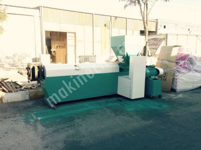 110'luk Granül Makinası İzmir Teknik Makina