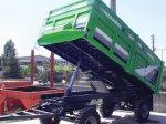 Remolque De Tractor, Tractor Remolque Con Elevador