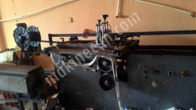 Klişe Baskı Makinası - Ems 301