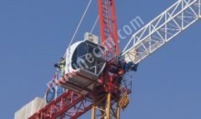 Second Hand Tower Cranes 6-8 Ton
