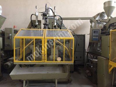 Satılık İkinci El Plastik Şişirme Makinası -bekum H 111 2  ( Almanya ) 0-5 LT FİYATI DÜŞTÜ 19.500. EUR Fiyatları Mersin bekum hbd 111,plastik şişirme makinaları,boran plastik,enjeksiyon makinaları,plasticblowmoulding