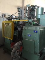 Pe  Plastik Blow Moulding Machine Uniloy Comec
