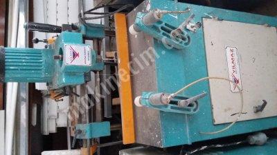 Otomatik Plc Kontrollü Çift Kafa Kesme Makinesi
