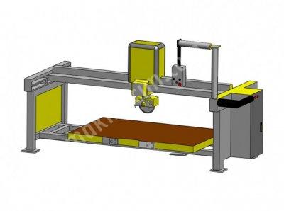 Mermer / Granit Köprü Kesme Makinası ( Hafif Tip) | Ün Kardeş Makina Sanayi