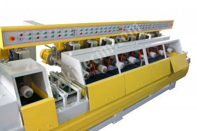 Mermer / Granit 10 Kafa Profil Makinası | Ün Kardeş Makina Sanayi