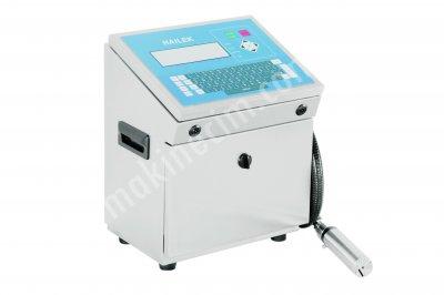 Satılık Sıfır Hailek İnkjet Kodlama Makinası - Tarih Makinası Fiyatları İstanbul inkjet kodlama,tarih makinası,kodlama cihazı,koli kodlama,tarih yazıcı,markalama makinası,continuous inkjet,son kullanma tarihi,takip numarası yazma,tarih kodlama,kodlama makinası,termal inkjet