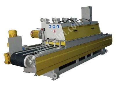 Mermer / Granit 4 Kafa Profil Makinası ( B Tip) | Ün Kardeş Makina Sanayi