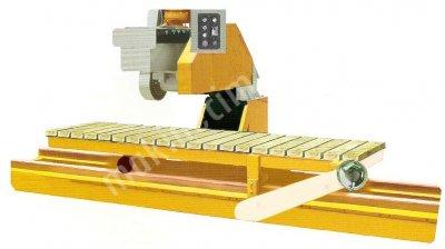 Mermer / Granit Raylı Boy Ebatlama Makinası | Ün Kardeş Makina Sanayi