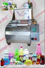 Etiket Yapıştırma Makineleri , Sıfır, İkinci El Makine
