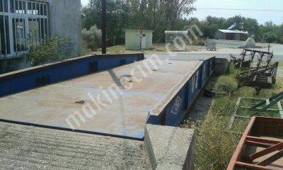 1 Ton Sut Sogutma Tankı Kantar Aktarma Pompası Dahil..