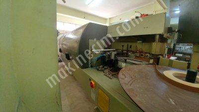 Satılık 2. El Scm Revizyondan Geçmiş Fiyatları İstanbul scm italyan bantlama makinesi