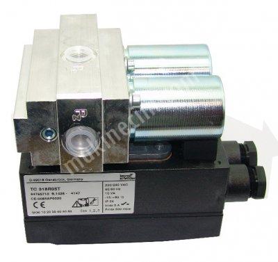 Kromschroder Tc 318 Gas Leakage Control Relay