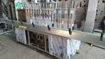 10 Nuzullu Tam Otomatik Sıvı Yağ Dolum Makinesi  0- 1Lt-