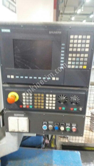 Satılık İkinci El Chiron Fz 18 L Dik İşleme Siemens 840d 1997 Model Fiyatları İstanbul chiron,chiron fz18l,fz 18l,fz18l,dik işleme,cnc