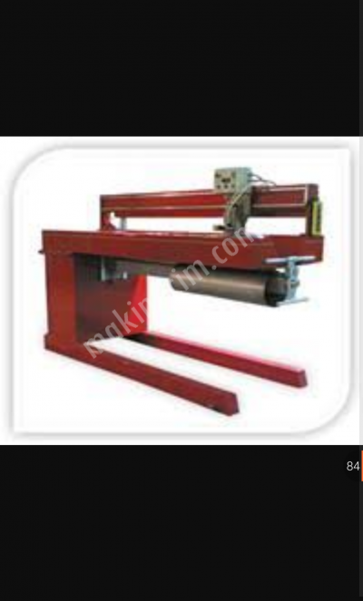 Longitudinal welding machines