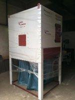 Unidade De Absorção De Poeira 7500 Metros Cube Fan Fitted Cabin