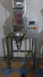 Yarı Otomatik Terazili Paketleme Makinası
