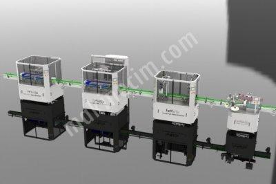 Otomatik Lineer Sıvı Dolum Makinesi