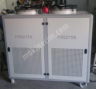 Satılık Sıfır Mini Chiller-24 Kw/h / 20.640 K.Cal/h  Kapasiteli  Fmc-8 Fiyatları Ankara mini chiller