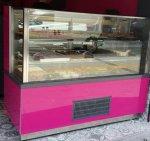 01-1500 Pasta Tatlı Teşhir Vitrini / Pasta Soğutucu Dolap