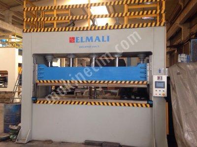 Satılık Sıfır 150 Ton Hidrolik Pres,1000x3100 Isıtıcı Tablalı,3 Silindirli Fiyatları Konya hidrolik pres, pres,press,hydraulic press,heating table,ısıtıcı tabla