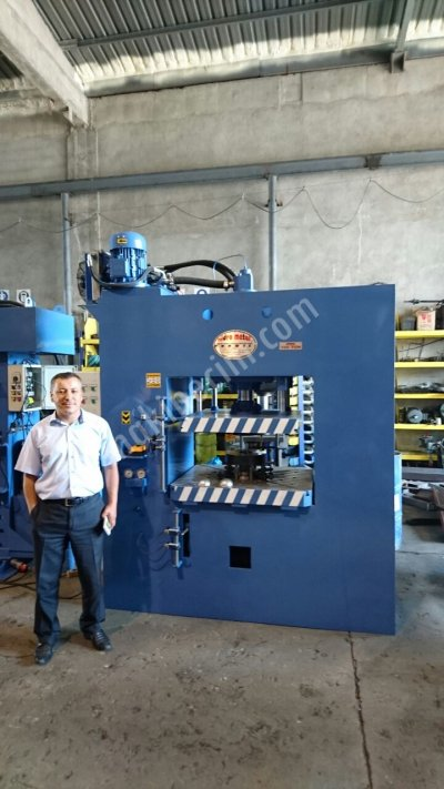 100 Tons Hydraulıc Form Press
