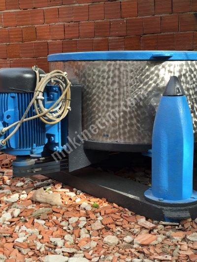 Santrafüj Kazanlı Sıkma Kurutma Makinası(Komposit.çarşaf,çamaşır,pamuk