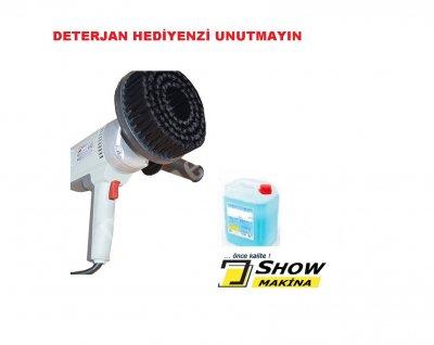 Koltuk Yıkama Fırça Makinası (Deterjan Ve Fırça Ucu Hediyeli)Kapıda Teslim 399 Tl