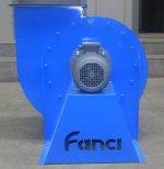 Alçak Basınçlı Fan 10.000 M3/h, 3 Kw