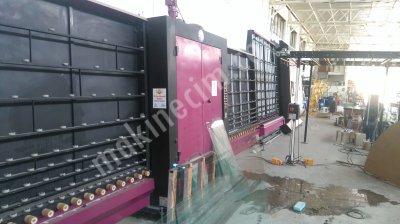Satılık 2. El Isı Cam Üretim Hattı Cms Fiyatları Nevşehir ısıcam hattı,  cms marka ısıcam hattı