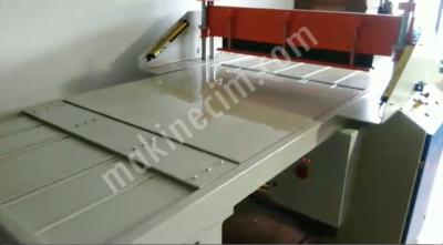Kumaş Kesim Makinesi Sülfile Bıçağı  Sürfile Bıçağı