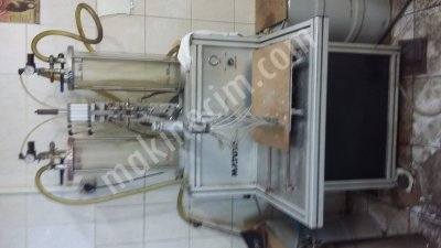 Matuya D 456 Marka Damla Etiket Makinası