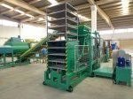Sabm 816   Semi Automatic Concrete Block & Hollow Block Making Machinery Plants