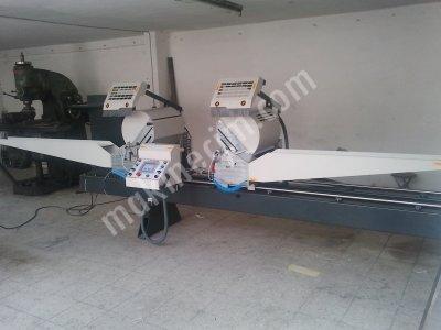 Tam Otomatik Çift Kafa Kesim Makinası