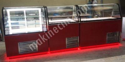 Satılık Sıfır 15-7 Salatabar Benmari Tatlı Teşhir Dolabı Fiyatları İstanbul salatabar benmari tatlı dolabı,salata bar dolabı,pasta soğutucu fiyatları,ısıtıcı soğutucu dolap,kombine lokanta reyonu