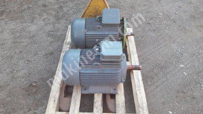 Elektrik Motoru Gamak 15 Kw 1460