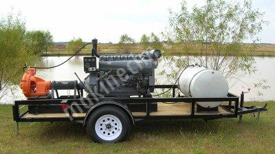 Dizel Motor Sehba Üzeri Pompalar