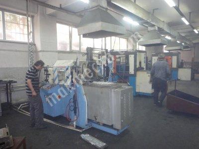 Satılık İkinci El 25 Ton Üçel Pres Metal Enjeksiyon 2010 Model Fiyatları İstanbul 25 tonluk metal enjeksiyon