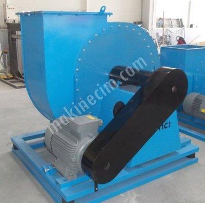 Orta Basınç Fan, 30.000 M3/h, 30 Kw, 2800 Pascal (280 Mmss)