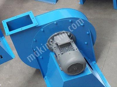 Yüksek Basınçlı Fan, 3000 M3/h, 8000 Pascal, 15 Kw