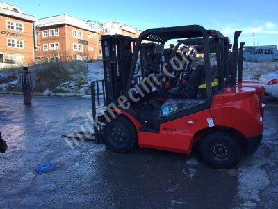 3 Ton  Yeni   Jac  Forklift