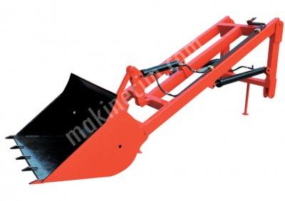 Traktör Arka Yükleyici ( Hidrolik Devirmeli 3 Pistonlu )