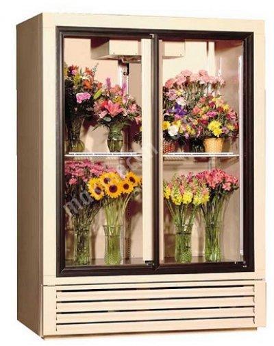 Oem-Bj Çiçek Teşhir Vitrini / Soğutmalı Çiçek Dolabı
