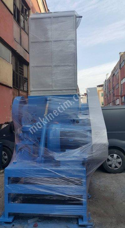Satılık 2. El 100lük Kırma Makinası Sıfırdan Farksız Fiyatları  kırma makinası,plastik kırma makinası,plastik kırma